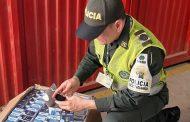 La Polfa aprehendió más de 300 celulares de contrabando