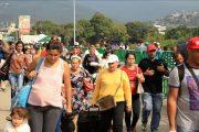 Más de la mitad de venezolanos radicados en Colombia están de manera irregular, advierte Migración