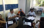 En mesa de trabajo, Electricaribe analizó prestación del servicio con Alcaldía de Bosconia