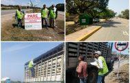 Se instalaron nuevos puestos de control a la movilización de productos agropecuarios en el Cesar