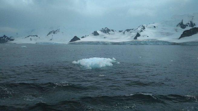 Calentamiento global está causando un derretimiento