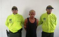 Capturado deberá responder por tentativa de homicidio y violencia contra servidor público