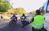 Con controles, atacan ilegalidad del transporte en Valledupar