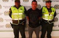 En el sur del Cesar, capturado por concierto para delinquir agravado