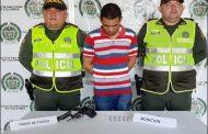 En hechos aislados, capturadas tres personas por porte de arma y hurto