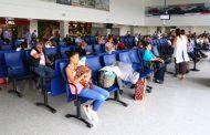 En 2019, la movilización de pasajeros por aeropuertos aumentó en un 10 %
