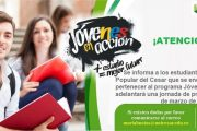 En la UPC, programas Jóvenes en Acción abrirá pre registro