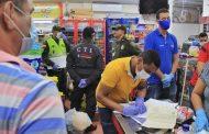 Intensifican contralores en establecimientos comerciales, tiendas y depósitos ante denuncias por sobrecosto en alimentos de la canasta familiar