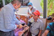 Las medidas de prevención para evitar el contagio de Covid-19 en adultos mayores de Valledupar