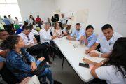 Se desarrolló primera mesa de trabajo para la construcción Plan de Acción Corpocesar 2020-2023