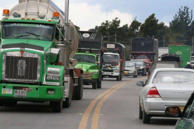 A caravanas de alimentos les implementan seguridad en las carreteras