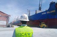 Funcionarios del ICA adoptan medidas de prevención contra el Covid-19 en los puertos, aeropuerto y pasos fronterizos del país