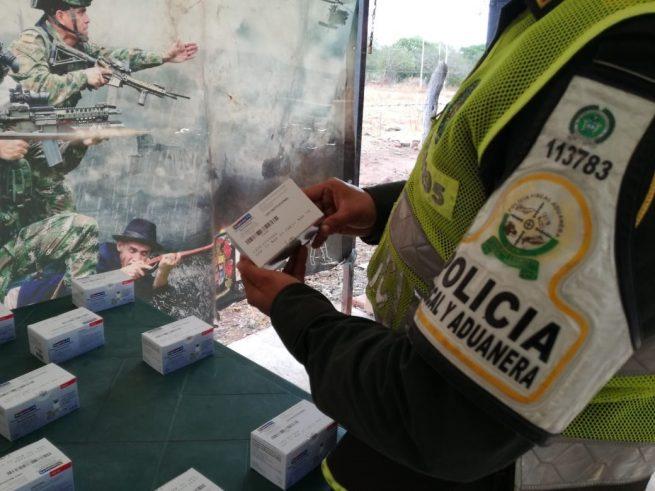 La Polfa incautó más $ 28 millones en medicamentos de contrabandado
