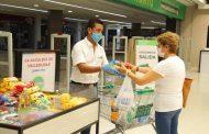 Alcalde de Valledupar aúna esfuerzos con almacenes de cadena para ayudar a los más vulnerables