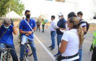 Refuerzan Equipo de Reacción Inmediata para hacerle frente al Covid-19 en vías de accesos a Valledupar