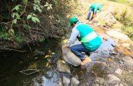 Basuras contaminan el río Chiriaimo, denuncia Corpocesar