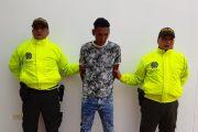 Cayó alias El Tuerto, sindicado de abuso sexual