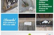 Para promover disposición adecuada de residuos generados por Covid 19, Corpocesar se una la campaña nacional