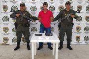 Por tráfico de cocaína capturado hombre en el sur del Cesar