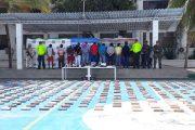 Ejército Nacional capturó a 10 sujetos presuntos integrantes de Los Pachencas