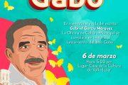 La Oficina de Cultura Municipal conmemora la obra de Gabriel García Márquez con el 'Mes Gabo'