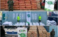 Continúan las acciones en zonas de frontera para contrarrestar el contrabando agropecuario