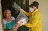 Gobierno Monsalvo ha entregado más de 70 mil mercados a familias vulnerables en la cuarentena por Covid 19