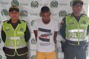 Hombre condenado por acceso carnal contra menor fue capturado en vereda de El Copey