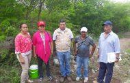 Cuatro familias beneficiadas con la restitución de 100 hectáreas en zona rural del municipio de Becerril, Cesar