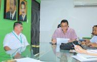 Electricaribe realizó mesas de trabajo con tres alcaldes del Cesar sobre el servicio de energía