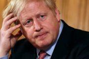Primer ministro británico Boris Johnson da positivo por coronavirus