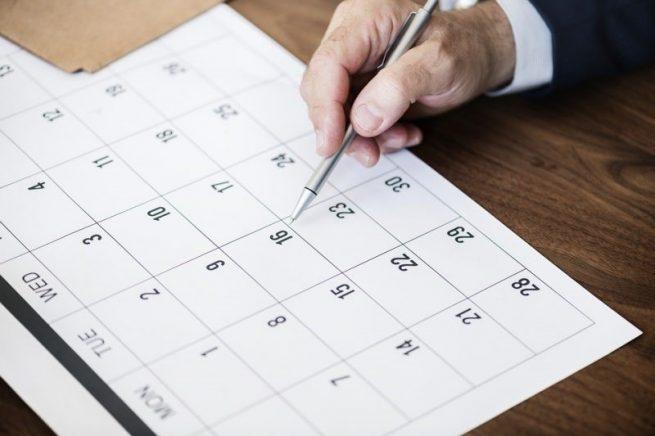 Ampliados los plazos del calendario tributario de las empresas