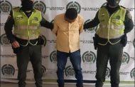 Por tráfico de estupefacientes, capturada una persona en Valledupar