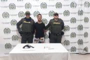 Capturado presunto atracador en el barrio La Nevada