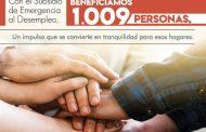 A población cesante, Comfacesar asignó 1.009 subsidios de emergencia
