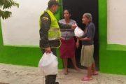 90 familias de Aguachica beneficiadas por la solidaridad de sus paisanos