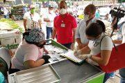 Para evitar especulaciones, Secretaría de Agricultura, inspecciona centrales de abastos en el Cesar