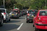 Piden a conductores respetar los límites de velocidad en el aislamiento preventivo obligatorio