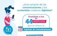 El Programa Nacional de Estímulos inspirará a los innovadores de las comunicaciones