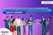 Cajas de compensación ponen en marcha su propuesta del beneficio económico de emergencia para al cesante