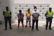 22 personas han sido detenidas en el Cesar por no acatar la cuarentena