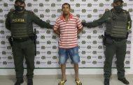Por tentativa de feminicidio, capturada una persona en Pelaya (Cesar)