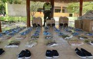 Incautados más de $ 300 millones en calzado y textiles en el Cesar