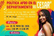 Con foro virtual, la UPC conmemora este jueves el día de la Afrocolombianidad