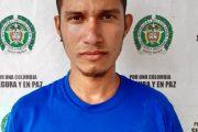 Capturado presunto homicida de niña en el municipio de Chiriguaná