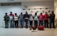 Ocho detenidos por violación de medidas sanitarias en Chiriguaná