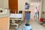 Sena iniciará pruebas de Robot con capacidades para atender pacientes contagiados de COVID-19