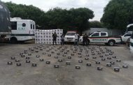 Incautan en Agucahica 108 kilos de clorhidrato de cocaína