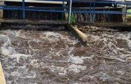 Por turbiedad podría haber suspensión en el suministro del agua