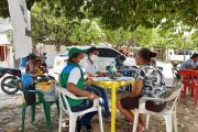 Unidades Móviles del Icbf atienden a 178 familias afectadas por vendaval en Tamalameque